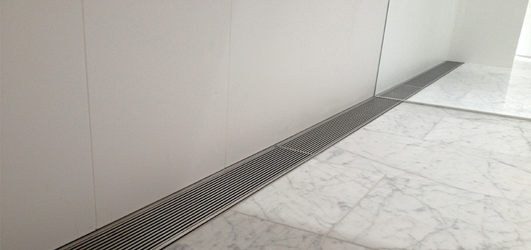 Stainless Steel Shower Grates Mascot Engineering