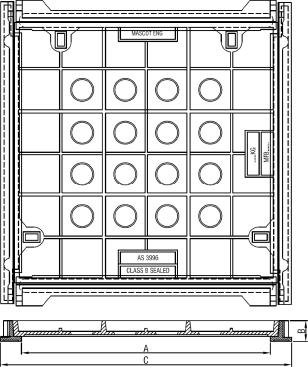 access-covers-single-part-infill-class-b
