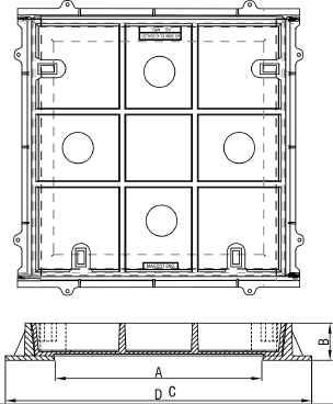 access-covers-single-part-infill-class-g