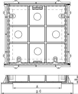 access-covers-single-part-infill-class-g