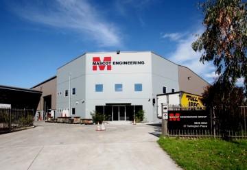 Mascot Engineering head office in Sydney