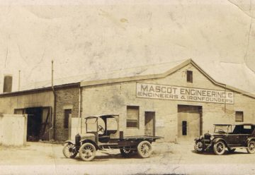 Original Mascot Engineering foundry