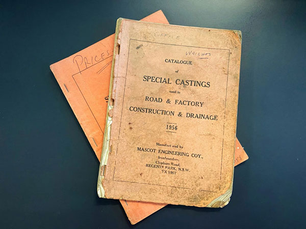 Catalogue of Special Castings